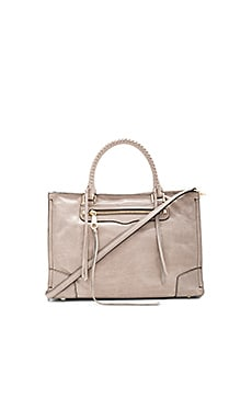 Regan Satchel Bag en Mushroom