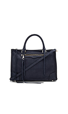 Regan Satchel Bag in Moon