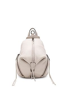Medium Julian Backpack en Mastic