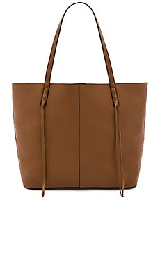 Medium Unlined Tote in Almond
