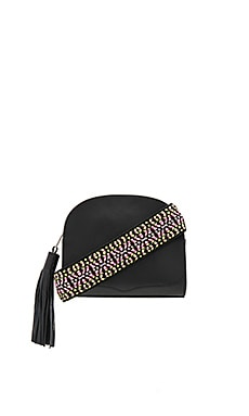 Sunday Moon Crossbody in Black