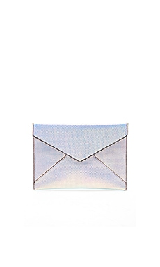 Hologram Leo Clutch