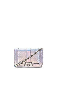 Hologram Small Love Crossbody