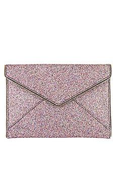Glitter Leo Clutch Rebecca Minkoff $128