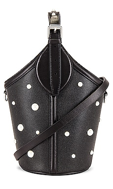 Pippa Top Handle with Pearl Studs Bag Rebecca Minkoff $167