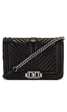 QUILTED SMALL LOVE バッグ Rebecca Minkoff $248