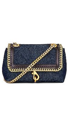Edie Crossbody Woven Chain Bag Rebecca Minkoff $228