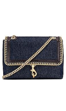 Edie Crossbody Woven Chain Bag Rebecca Minkoff $298