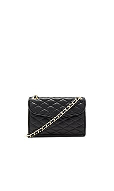 Rebecca Minkoff Quilted Mini Affair in Black