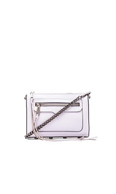 Rebecca Minkoff Avery Crossbody in Ice