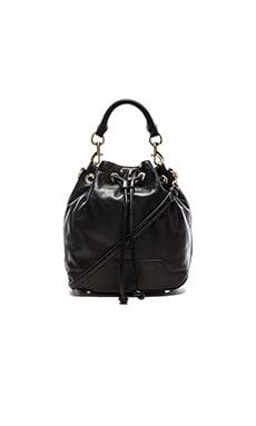 Rebecca Minkoff Fiona Bucket Bag in Black