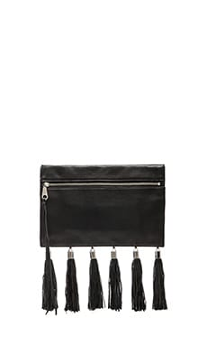 Rebecca Minkoff Kinga Clutch in Black