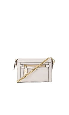 Rebecca Minkoff Mini Crosby Crossbody in Seashell