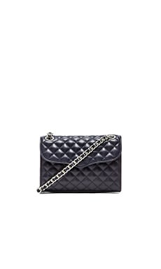 Rebecca Minkoff Quilted Mini Affair in Midnight