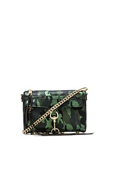 Rebecca Minkoff Mini MAC in Camo