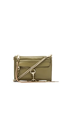 Rebecca Minkoff Mini MAC in Army