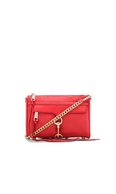 Rebecca Minkoff Mini MAC in Tangelo