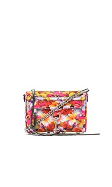 Rebecca Minkoff Mini MAC in Multi Floral