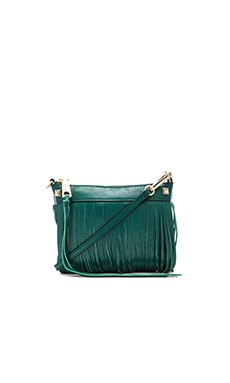 Rebecca Minkoff Mini Fringe Crossbody in Jungle