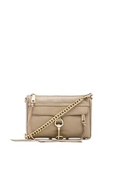 Rebecca Minkoff Mini MAC in Khaki