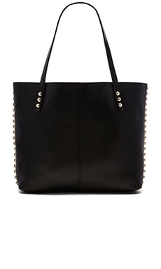 Rebecca Minkoff Unlined Tote in Black