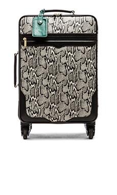 Rebecca Minkoff Luggage in Snake Print