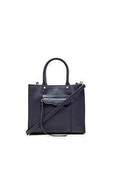 Rebecca Minkoff Mini MAB Tote in Midnight