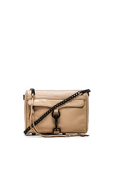 Rebecca Minkoff Mini Mac in Latte