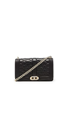 Love Crossbody in Black