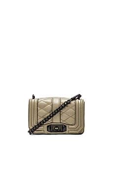 Rebecca Minkoff Mini Love Crossbody in Sandstone