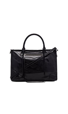 Regan Satchel in Black