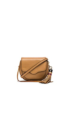 Rebecca Minkoff Mini Sydney Crossbody in Cuoio
