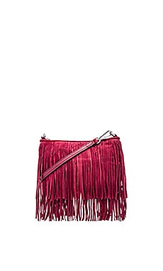 Finn Crossbody Bag in Port