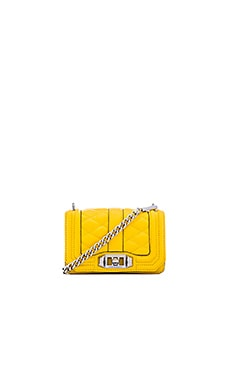 Rebecca Minkoff Mini Love Crossbody in Sunshine