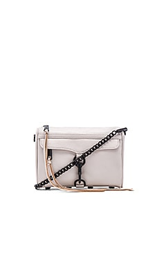 Rebecca Minkoff Mini MAC in Putty