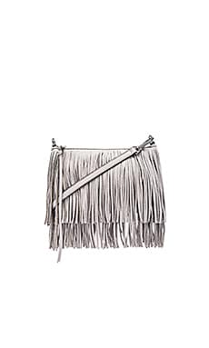 Rebecca Minkoff Finn Crossbody Bag in Putty