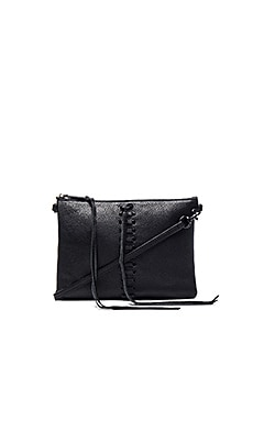 Rebecca Minkoff Jon Crossbody in Black