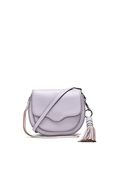 Rebecca Minkoff Mini Suki Crossbody Bag in Pale Lilac