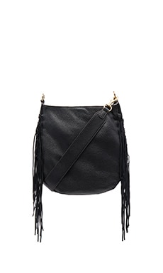 Rebecca Minkoff Lima Hobo Bag in Black