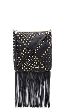 Rebecca Minkoff Jemma Crossbody Bag in Black
