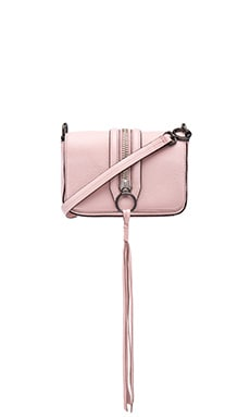 Mini Mara Crossbody Bag en Blush Pâle