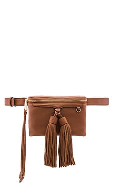 Wendy Belt Bag in Almond