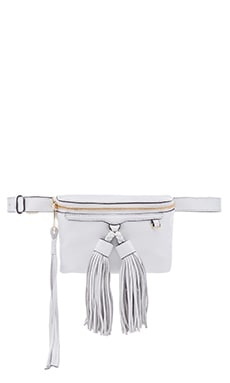 Wendy Belt Bag in White