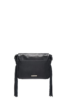 Small Wendy Crossbody Bag in Black