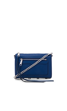 Rebecca Minkoff Avery Crossbody Bag in Cobalt
