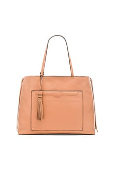 Rebecca Minkoff Panama Tote Bag in Butter Rum