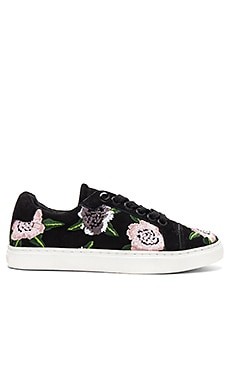 Bleecker Floral Embroidered Sneaker