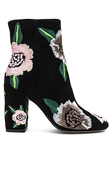 Bryce Embroidered Bootie