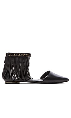 Rebecca Minkoff Faith Sandal in Black