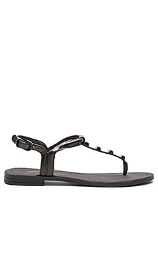 Rebecca Minkoff Grace Sandal in Black